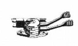 Kabelregulering m. flangebespænding højre-20
