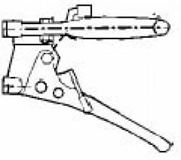 Dobb. greb m. 2 spærreklinger venstre-20